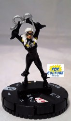 Heroclix Spider-Man Venom and Absolute Carnage 005 Black Cat