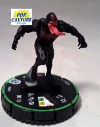 Heroclix Spider-Man Venom and Absolute Carnage 007b Venom Prime