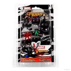 Heroclix Spider-Man Venom and Absolute Carnage Fast Forces