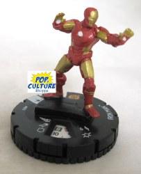 Heroclix Secret Wars: Battleworld 003 Iron Man