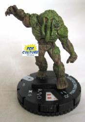 Heroclix Secret Wars: Battleworld 012 Man-Thing Soldier