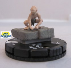 Heroclix The Two Towers 007 Gollum