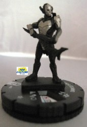 Heroclix Thor: Dark World 003 Dark Elf Soldier