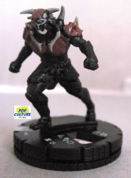 Heroclix Thor: Dark World 008 Kurse