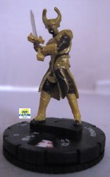 Heroclix Thor: Dark World 010 Heimdall