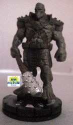Heroclix Thor: Dark World 012 Kronan Stone Man