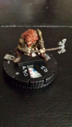 Heroclix Thor: Dark World 017 Volstagg
