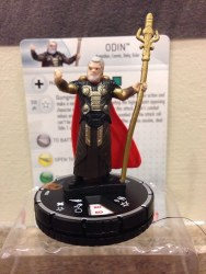 Heroclix Thor: Dark World 020 Odin