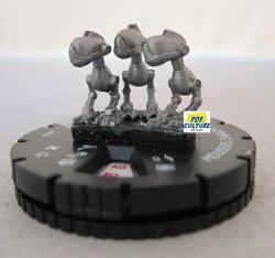 Heroclix TMNT1 020 Mousers Swarm
