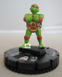 Heroclix TMNT2 001 Raphael