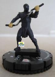 Heroclix TMNT2 007 Foot Ninja (3-Segment Staff)