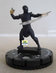 Heroclix TMNT2 008 Foot Ninja (Shuriken)