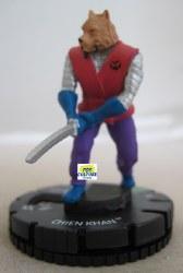Heroclix TMNT2 014 Chien Khan