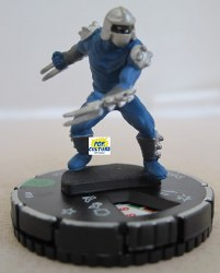 Heroclix TMNT2 018 Shredder