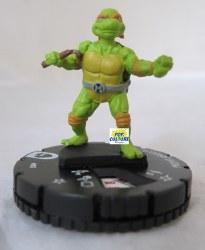 Heroclix TMNT3 002 Michelangelo