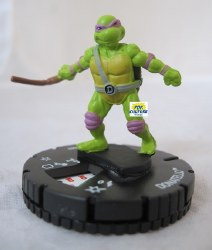 Heroclix TMNT3 003 Donatello