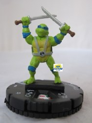 Heroclix TMNT3 004 Leonardo