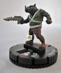 Heroclix TMNT3 018 Rocksteady