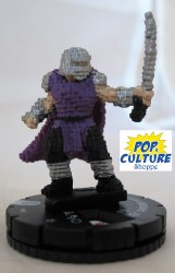 Heroclix TMNT4 005 Shredder Illusion
