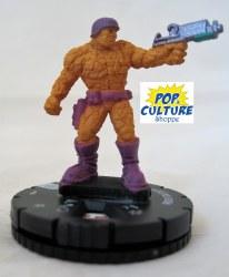 Heroclix TMNT4 006 Rock Soldier