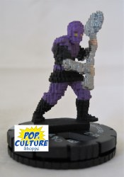 Heroclix TMNT4 007 Foot Soldier (Axe)