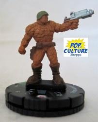 Heroclix TMNT4 011 Stone Warrior