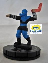 Heroclix TMNT4 015 Foot Elite (Boomerang)