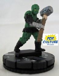 Heroclix TMNT4 019 Foot Elite (Hammer)