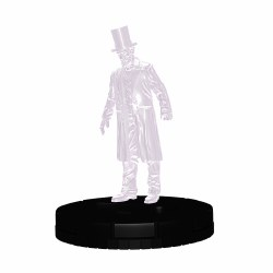 Heroclix Undead 018 Ghost of Abraham Lincoln