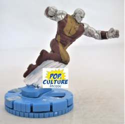 Heroclix Wolverine vs Cyclops: X-men Regenesis 012 Colossus