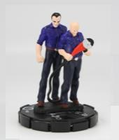 Heroclix Watchmen 020 Larry and Mike
