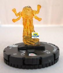 Heroclix War of Light 001 Orange Lantern Construct
