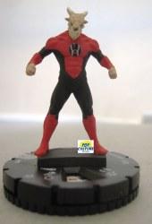 Heroclix War of Light 002 Red Lantern Recruit