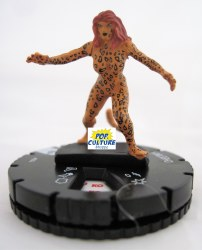 Heroclix Wonder Woman 004 Cheetah