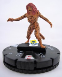 Heroclix Wonder Woman 007 Cheetah