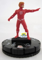 Heroclix Wonder Woman 008 The Flash