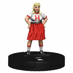 Heroclix Wonder Woman 014 Etta Candy
