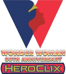 Heroclix Wonder Woman 80th Battlegrounds Boxed Set