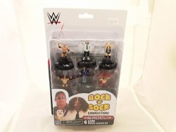 Heroclix WWE Rock 'N' Sock 2-Player Connection Starter Set