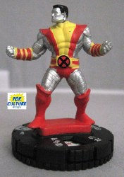 Heroclix Wolverine and the X-Men 002 Colossus