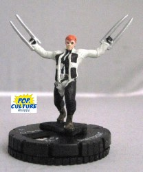 Heroclix Wolverine and the X-Men 010 Shatterstar