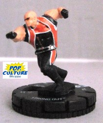 Heroclix Wolverine and the X-Men 012 Strong Guy