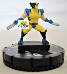 Heroclix X-men The Animated Series 001 Wolverine