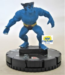 Heroclix X-men The Animated Series 003 Beast