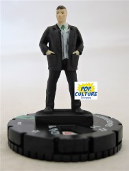Heroclix X-men The Animated Series 018 Senator Rob Kelly