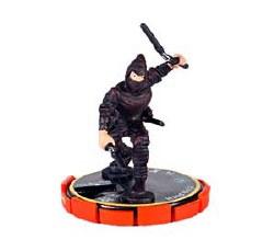 Heroclix Xplosion 007 Hand Ninja