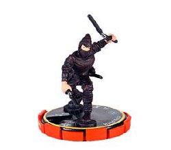 Heroclix Xplosion 009 Hand Ninja