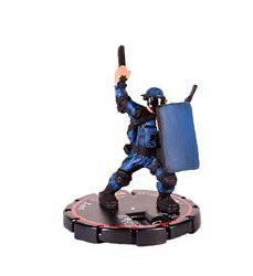 Heroclix Xplosion 011 Swat Officer