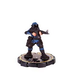 Heroclix Xplosion 013 Swat Specialist
