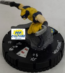 Heroclix X-men Rise and Fall 001 Wolverine